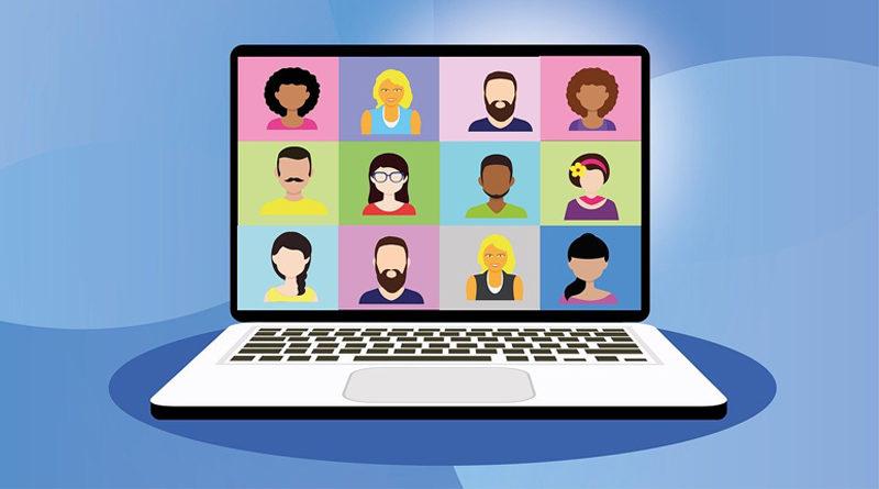 Online-Konferenzen, Webinare, Video-Kurse