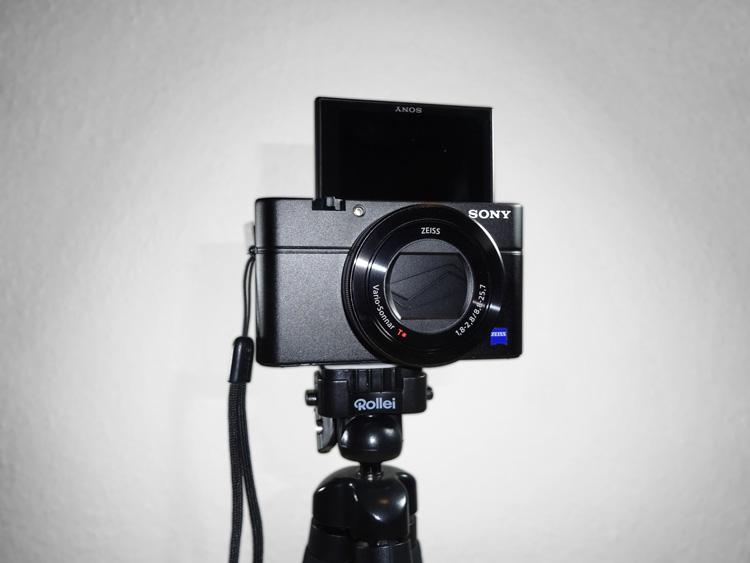 Digitalkamera für Online-Kurs